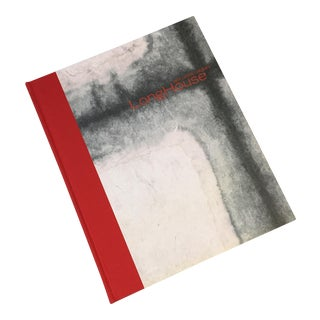 Jack Lenor Larsen's Long House Coffee Table Book