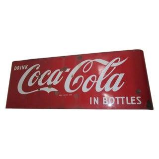 Coke Machine Sign