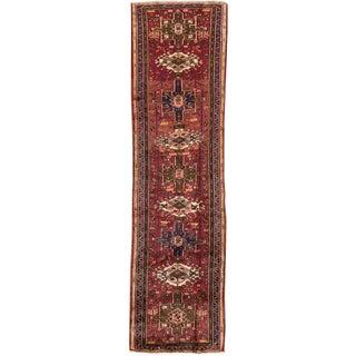 "Apadana - Vintage Persian Heriz, 2'7"" x 9'8"""