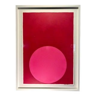 Palm Beach Pink Dot on Lipstick