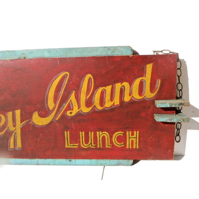 Coney Island Diner Sign - Image 5 of 5