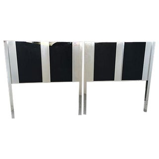 Modern Twin Headboards by Ello - A Pair