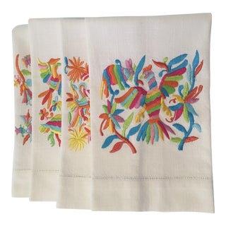 Otomi Hand Towel - Set of 4