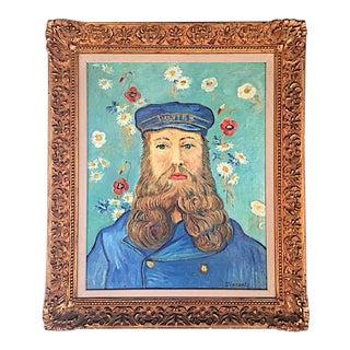 """""""Falso D'Autore"""" Portrait of Joseph Roulin"""