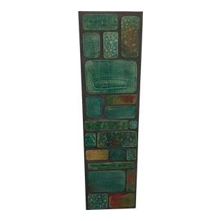Contemporary Art Ceramic Mosaic