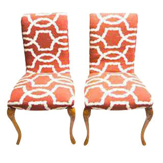 Louis XV Dining Chairs - A Pair