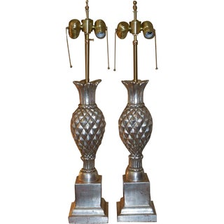 Thomas Morgan Table Lamps - A Pair