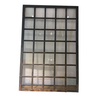 Pair of Antique French Windows
