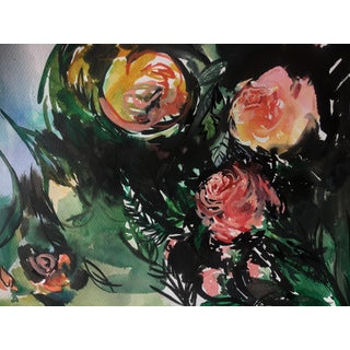 'Blossoming' Original Painting