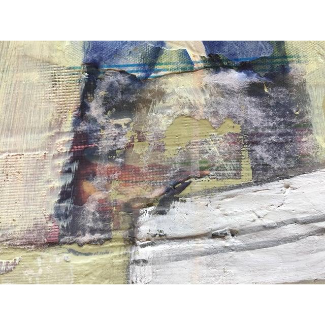 """Christine Bush Roman """"Piece of Cake"""" Painting - Image 5 of 5"""