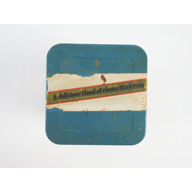 Vintage 1/2 Lb. Maxwell House Orange Pekoe Tea Tin - Image 7 of 8