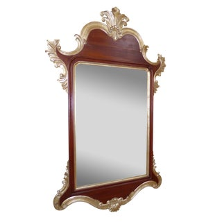 Harrison Gil French Wall Mirror