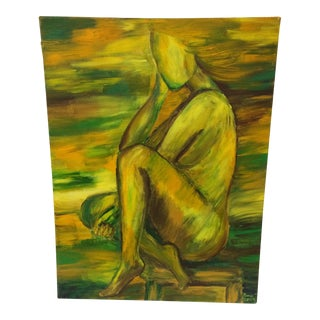 "Contemporary ""Nude"" By Bar 2004"