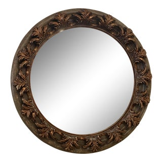 Ebanista Carved Designer Mirror