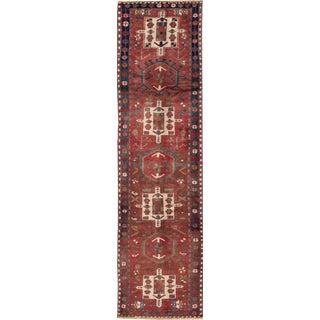 "Apadana Vintage Persian Heriz Runner - 2'2"" x 8'9"""