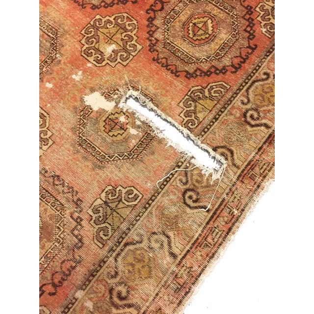 Image of Vintage Khotan Rug - 4′9″ × 9′