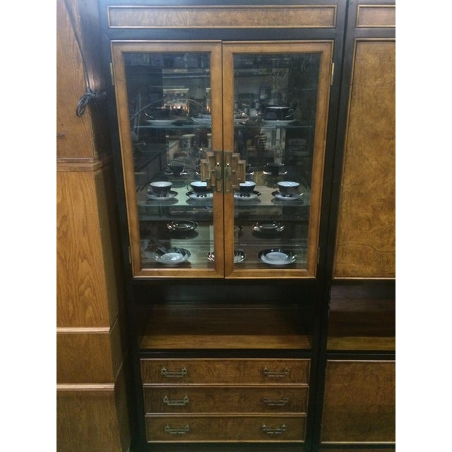Century Asian-Style Entertainment Center Cabinet - Image 7 of 11