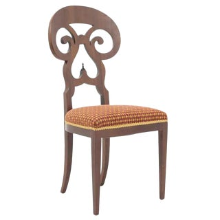 Biedermeier Mahogany Chairs