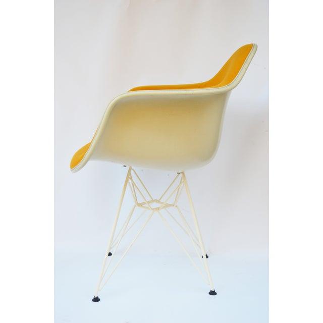 Image of Vintage Herman Miller Girard Fiberglass Arm Chair
