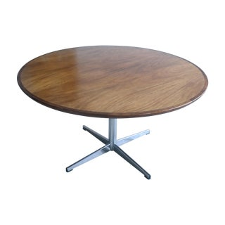 H.W. Klein Mid Century Rosewood Coffee Table