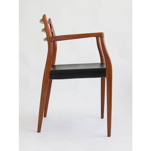 Niels Møller #78 Dining Chairs - Set of 6 - Image 11 of 11