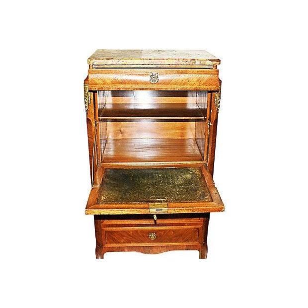 Image of Antique French Secretaire A'Battant Desk