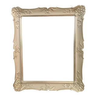 French Provincial Metal Frame