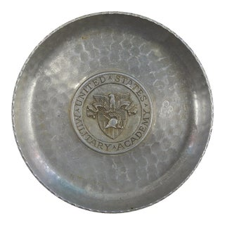 West Point Academy Aluminum Small Tray Catch All