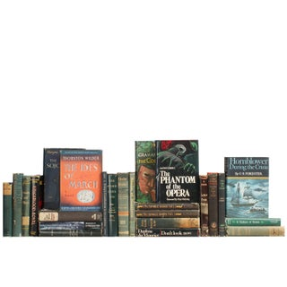 Mid-Century Dustjacket Classics - Set of 25