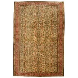 "Vintage Turkish Kayseri Carpet - 8'2"" x 12'"