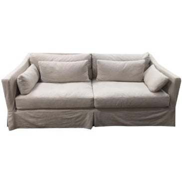 "Cisco Brothers 84"" Rebecca Deluxe Sofa - Image 1 of 6"
