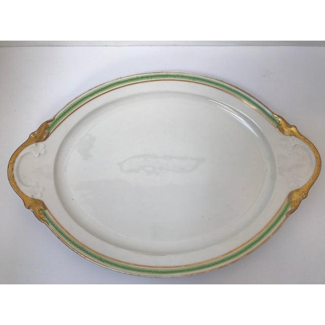 Limoges France for Marshall Fields Serving Platter - Image 2 of 7
