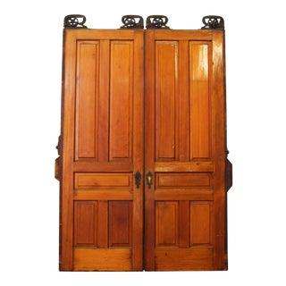 Pine Pocket Double Doors - A Pair