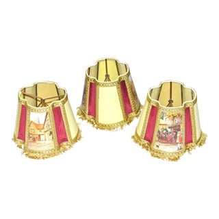 Inn & Coach 1950s Lamp Shades - Set of 3