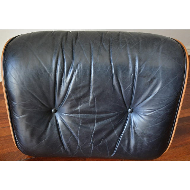 Vintage Herman Miller Rosewood Eames Lounge Chair & Ottoman - Image 10 of 11