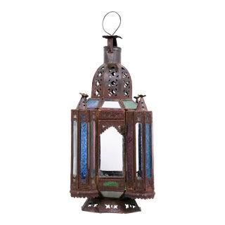 Mid Century Ottoman Lantern