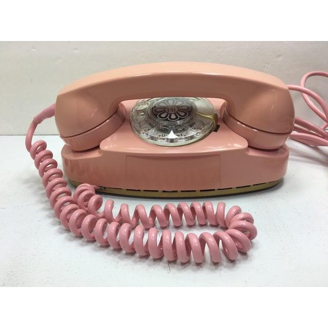 Pink Princess Rotary Dial Phone - Image 2 of 11