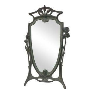 Mirror - Art Nuveau