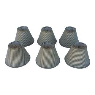 Custom Chandelier Bulb Shades - Set of 6