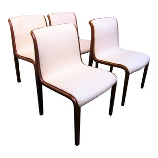 Vintage Knoll Dining Chairs - Set of 4