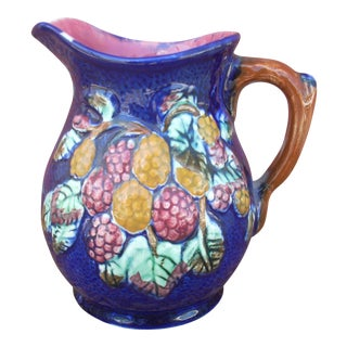 Shorter & Son Berries Pitcher