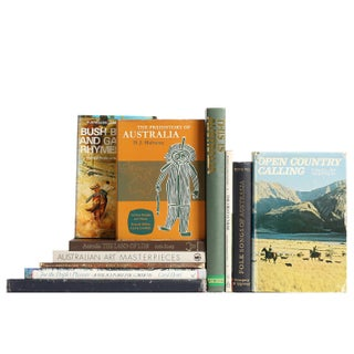 Vintage Down Under Selections - Set of 11