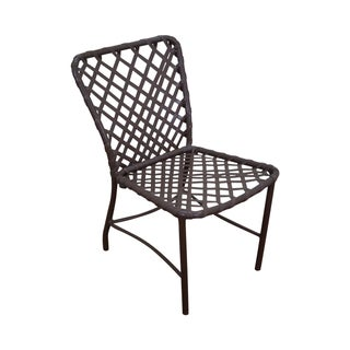 Brown Jordan Tamiami Aluminum Side Chair