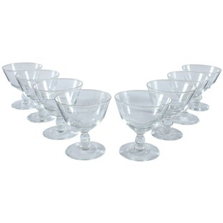 Coupe Cordial Glasses - Set of 8