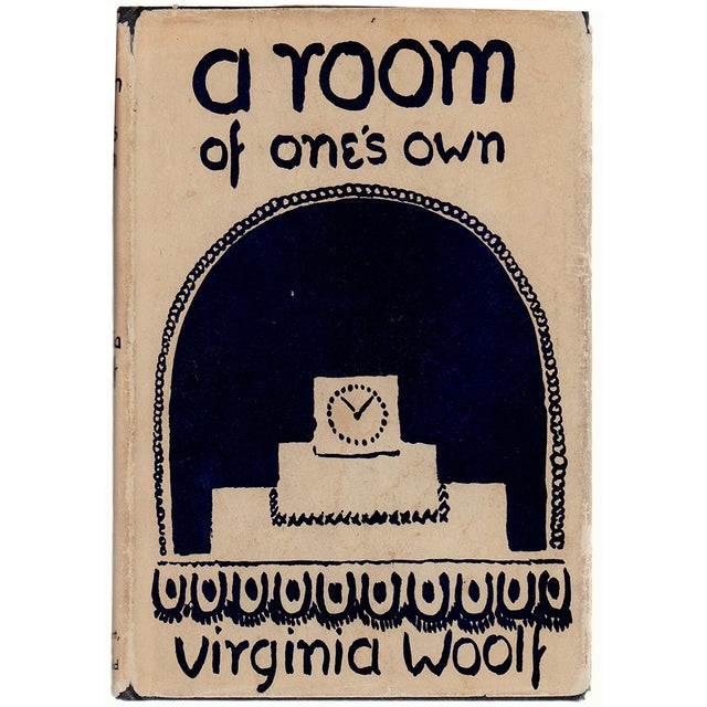 Quot A Room Of One S Own Quot By Virginia Woolf Chairish