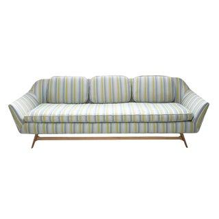 Folke Ohlsson for DUX Teak Frame Sofa