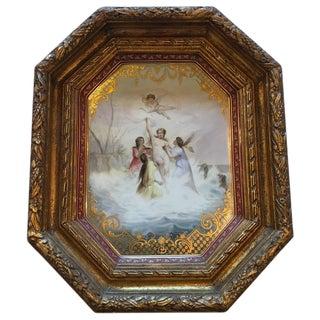 """""""Triumph der Venus"""" Royal Vienna Platter"""