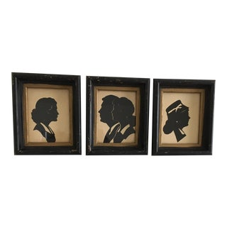 Rustic Black & White Portraits - Set of 3