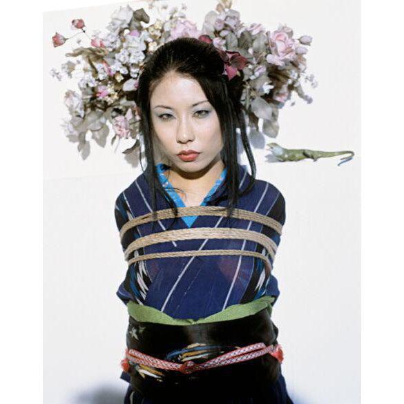 Kinbaku, color photography print by Nobuyoshi Araki - Image 1 of 3