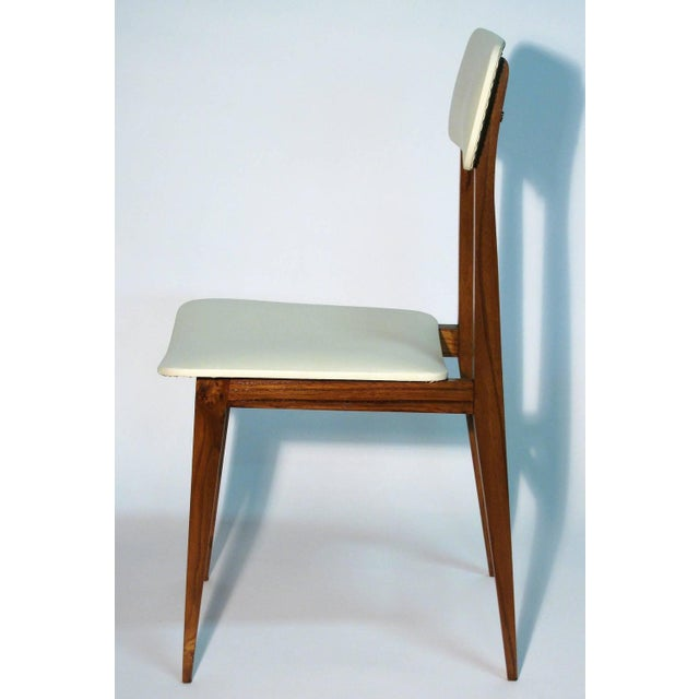 World Class Italian Modernist Style Dining Chair DECASO